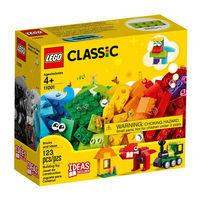 百亿补贴:LEGO 乐高 Classic 经典创意系列 11001 积木与创意