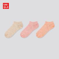 UNIQLO 优衣库 UQ425842000 女款短袜