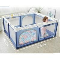 双11预售: Resfor 宝宝室内游戏围栏 160*160cm