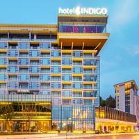 双11预售:大理洱海天域英迪格酒店高级海景房2晚(含早+下午茶+自助晚餐)