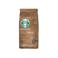 STARBUCKS  星巴克 哥伦比亚研磨咖啡粉 200g *3件