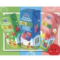 优鲜沛 蔓越莓饮料 200ml *16盒