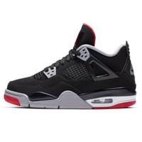 双11预售:Jordan AIR JORDAN 4 RETRO 408452 大童运动鞋