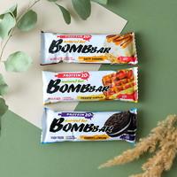 双11预售:Bombbar 高蛋白能量棒  1200g