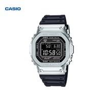 双11预售:CASIO 卡西欧 GMW-B5000 男士太阳能电波腕表