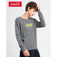 1日0点:Baleno 班尼路 88831251 男士圆领棉质卫衣