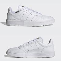 1日0点:adidas 阿迪达斯 三叶草 SUPERCOURT 男女鞋运动鞋