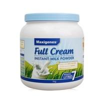 Maxigenes  美可卓  澳洲进口成人奶粉蓝胖子 高钙牛奶粉   1kg *2件