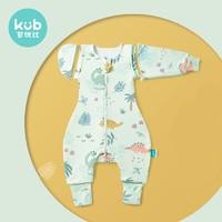 双11预售:KUB 可优比 婴儿防惊跳分腿睡袋