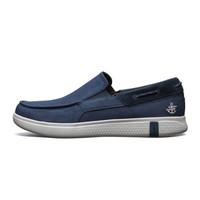 双11预售:SKECHERS 斯凯奇 55446 男士一脚蹬帆布鞋