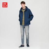 UNIQLO 优衣库 425297 男士高弹力紧身牛仔裤