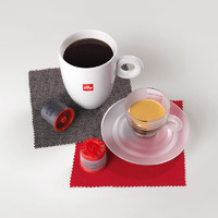 双11预售:illy 意利  进口拼配胶囊咖啡  21粒*10罐装