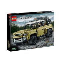 1日0点、88VIP:LEGO 乐高 TECHNIC 科技系列 42110 路虎卫士