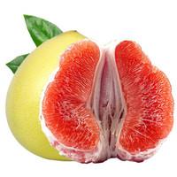京东PLUS会员: 静益乐源 福建琯溪红心蜜柚 5斤 *2件