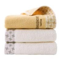 百亿补贴:KINGSHORE 金号 G1268T 纯棉毛巾 3条装