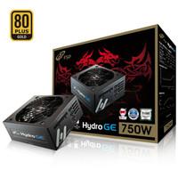 1日0点:FSP 全汉 额定750W Hydro GE750 金牌全模电源