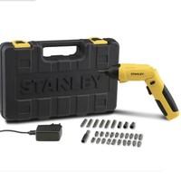 1日0点:STANLEY 史丹利 SCS4K 4V电钻起子