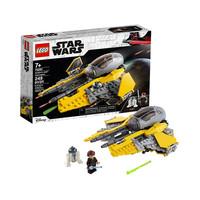 1日0点、88VIP:LEGO 乐高 星球大战系列 75281 阿纳金的绝地拦截机 *2件