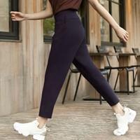 1日0点:UNIQLO 优衣库 437295 女款高弹力窄口裤