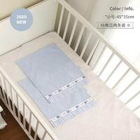 1日0点:L-LIANG 良良 婴儿隔尿垫 45*35cm 2条装
