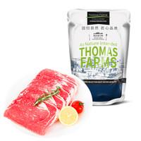 京东PLUS会员:THOMAS FARMS 澳洲安格斯牛肉片 300g *6件 +凑单品