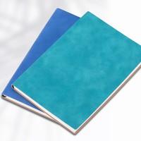 贡闪  A5加厚软皮笔记本 100张/200页