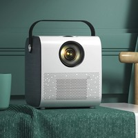 1日0点:微影 R8 家用小型投影仪