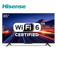 双11预售:Hisense 海信 65E3F-MAX  4K液晶电视 65英寸