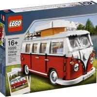 1日0点:LEGO 乐高 创意百变高手系列 10220 大众露营车