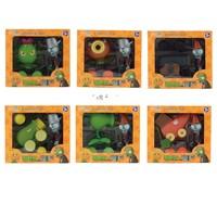 LI JIAN 686-1 植物大战僵尸玩具 随机一盒 送3个子弹