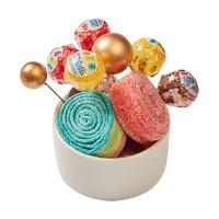 Fillidutt 菲丽嘟 糖果组合 2包卷+2包棒棒糖