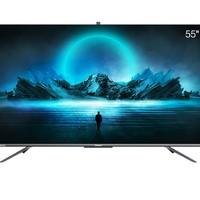 1日0点:Hisense 海信 55E5F 55英寸 4K液晶电视