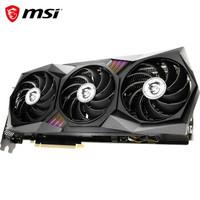1日0点截止、双11预售、京东PLUS会员:MSI 微星 魔龙 GeForce RTX 3070 GAMING X TRIO 8G 超频版 旗舰款 电脑显卡