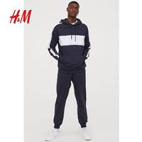1日0点:H&M 0694968 男士休闲裤