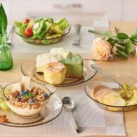 考拉海购黑卡会员:Corningware 康宁 玻璃餐具套组 6件套