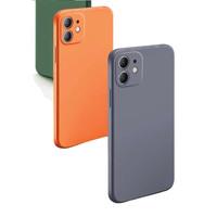 DLONS iPhone苹果硅胶手机壳 多色可选