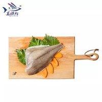 限地区:美渔坊 冷冻阿拉斯加黄金鲽鱼 500g *9件
