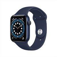 百亿补贴:Apple 苹果 Watch Series 6 智能手表 40/44mm GPS款