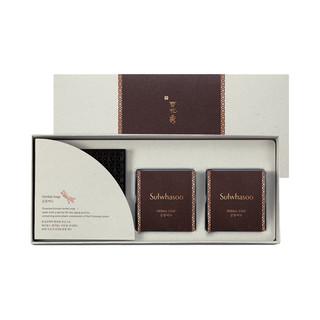 SULWHASOO雪花秀宫中蜜皂套盒 2块 赠皂托 草本 深层洁面清洁韩国