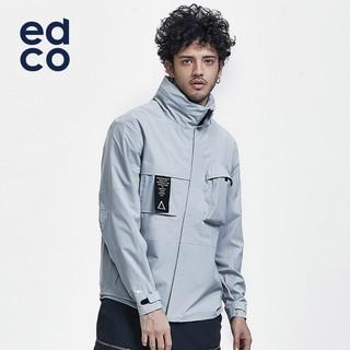 EDCO 艾德克 E19SDAUA1M05 男士单层冲锋衣