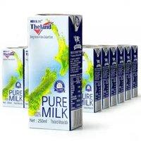 1日0点、88VIP:Theland 纽仕兰 全脂纯牛奶 250ml*24盒 *5件