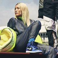再降价:AIR JORDAN 1 ZM AIR CMFT SE CZ1360 女子运动鞋