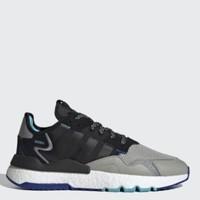 银联返现购:adidas 阿迪达斯 NITE JOGGER 男士休闲运动鞋
