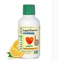 CHILDLIFE 童年时光 Liquid Calcium 钙镁锌补充液 474ml