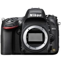 银联返现购:Nikon 尼康 D610 全画幅 单反相机 单机身