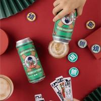 1日0点:URBRAU 优布劳 幼兽新品 新英格兰IPA精酿啤酒 500ml*6瓶
