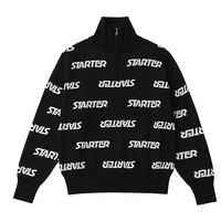 STARTER STE4C5504F 女士拉链毛衣
