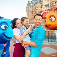 新补货:上海迪士尼度假区 2大1小套票