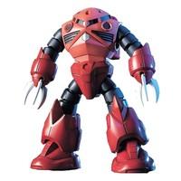 1日0点:BANDAI 万代 HGUC 1/144 红魔蟹 夏亚专用 高达模型