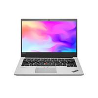 ThinkPad 联想 翼14(1UCD)14英寸笔记本电脑(i7-10510U、8GB、512G傲腾增强型SSD) 银